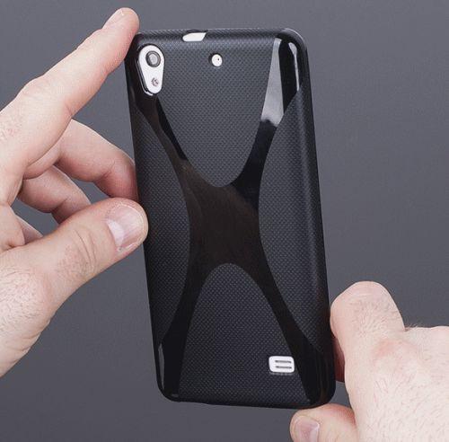 Obudowa X na Huawei Ascend Y550