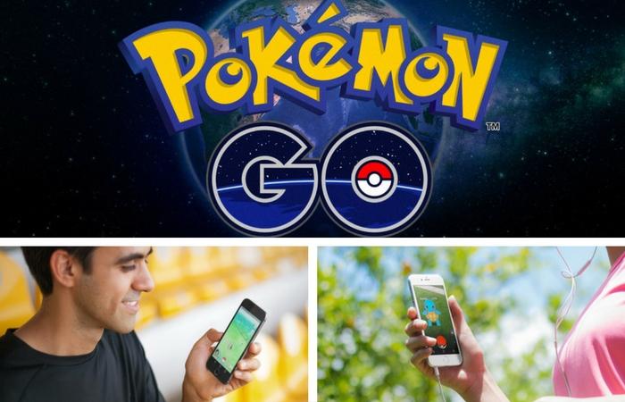 Z power bankiem na poszukiwanie Pokemonów