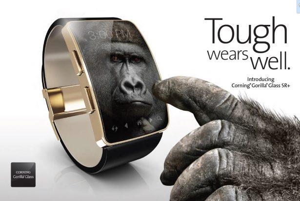 Idzie nowe, czyli Gorilla Glass SR+